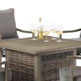 Ensemble de détente avec foyer de table CANVAS Sandbanks, 5 pces | CANVASnull