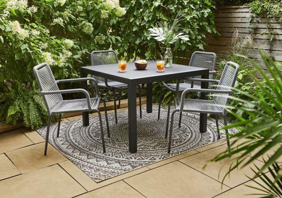 CANVAS Mercier Square Dining Table