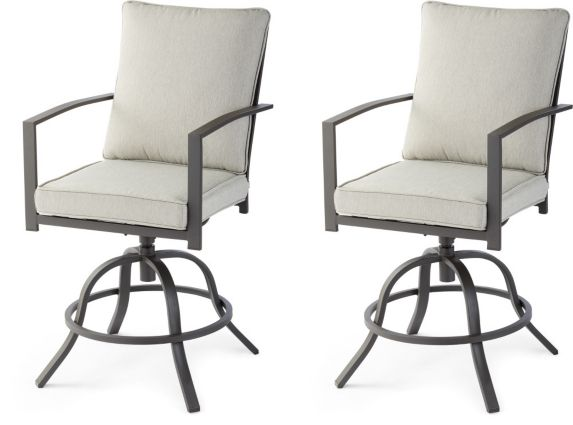 CANVAS Fairview Balcony Swivel Chair Set, 2-pc Product image