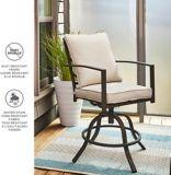 CANVAS Fairview Balcony Swivel Chair Set, 2-pc | CANVASnull
