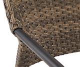 Chaise de salle à manger à dossier en tonneau CANVAS Breton | CANVASnull