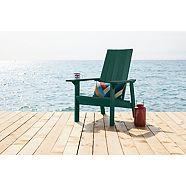 CANVAS Arrowhead Recycled Muskoka Chair, Green