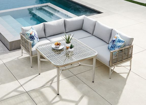 CANVAS Silver Sands Casual Dining Set Product image