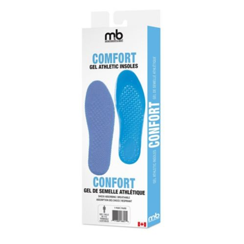 Moneysworth & Best Gel Athletic Insole Product image