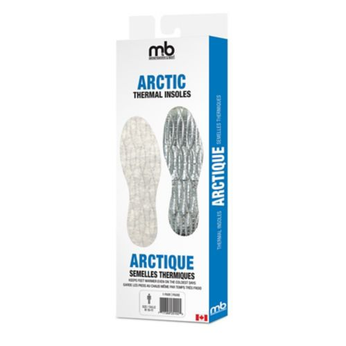 Moneysworth & Best Men's Arctic Thermal Insoles Product image