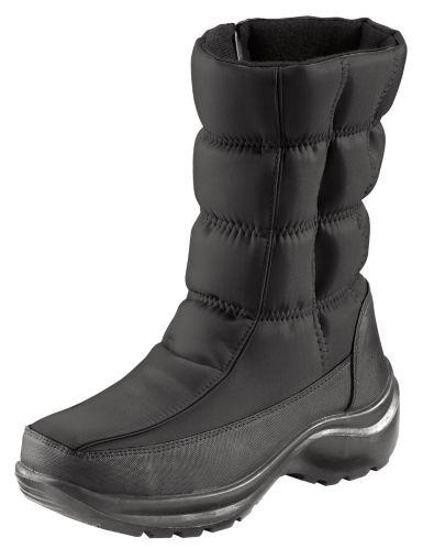 Women's Powder Winter Boot, Black Product image