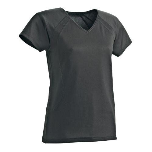 T-shirt Dunlop, noir, dame Image de l'article