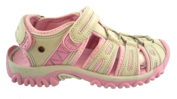 Girls' Ascent Closed Toe Sandal Product image
