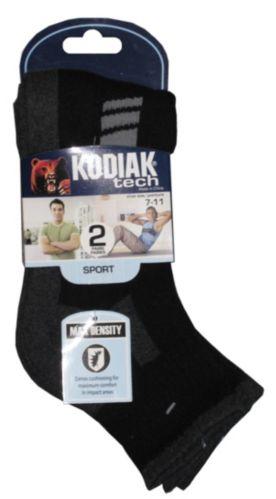 Men's Kodiak Tech Sport Max Density Quarter Socks, 2-Pk Product image