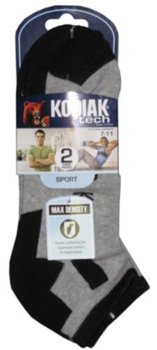 Socquettes Kodiak Tech Sport Max Density, homme, paq.2 Image de l'article