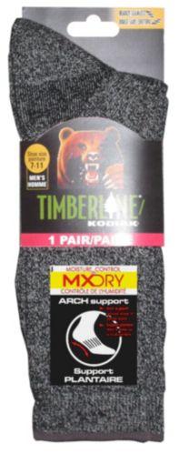 Kodiak Men's Timberline MX Dry Hiking Socks, Charcoal, 1-pk Product image
