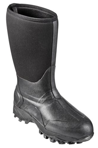Broadstone Men's homestead Black Neoprene Boot, 14-in Product image