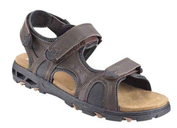 Sandales brunes Broadstone pour hommes Image de l'article