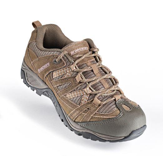 Chaussures de randonnée basses en suède Broadstone, dames Image de l'article