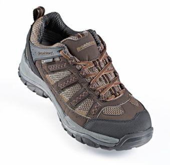 b2055126670 Men's Low Cut Waterproof Synthetic Hiker Boots