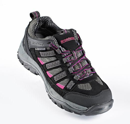 Bottes de randonnée basses imperméables pour dames Image de l'article