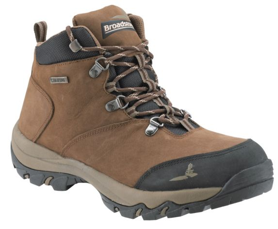 Men's Waterproof High Cut Leather Hiker Boots Product image