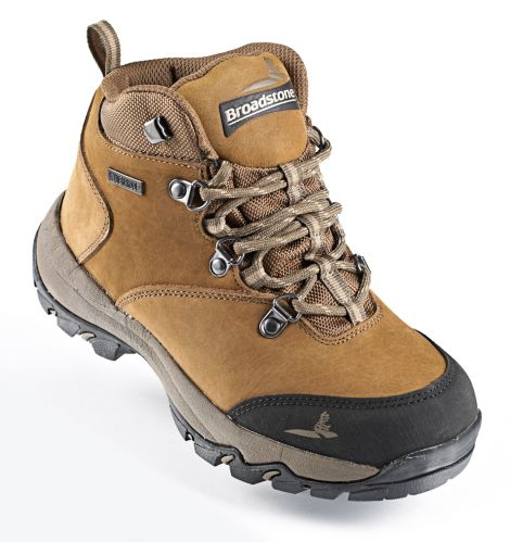 Women's Waterproof High Cut Leather Hiker Boots Product image
