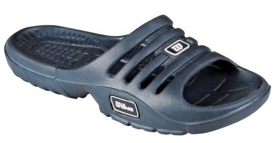 Sandales moulées Wilson, homme, bleu marine Image de l'article
