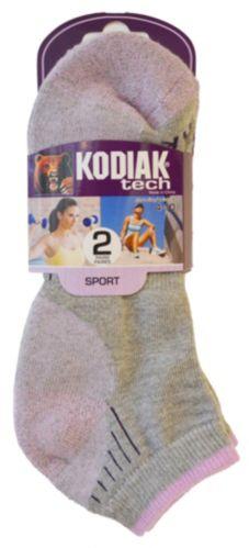 Socquettes Kodiak Tech, dame, paq. 2 Image de l'article