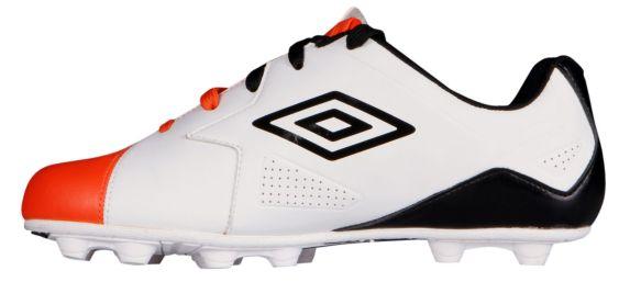 Umbro Spire MSR Soccer Cleats, Men's, Black/White/Red Product image
