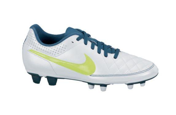 Nike Tiempo Rio II FG Soccer Cleats, Women's Product image