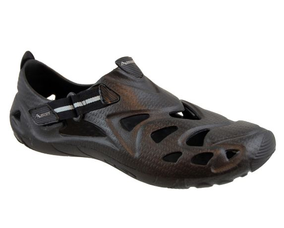 Men's Water Shoes, Black Product image
