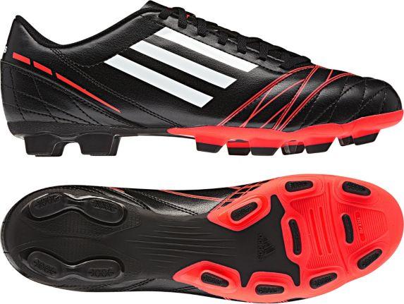 Chaussures à crampons de soccer Adidas Conquisto, sénior, noir Image de l'article