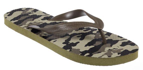 Ascent Men's Camo Flip Flop Product image