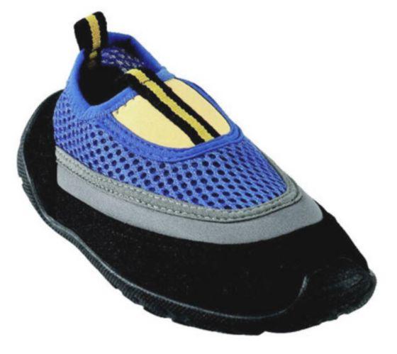 Youth Aqua Socks Water Shoes, Blue Product image
