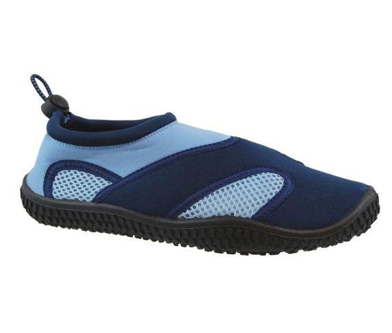 Ascent Youth Aqua Socks Water Shoes, Light Blue Product image