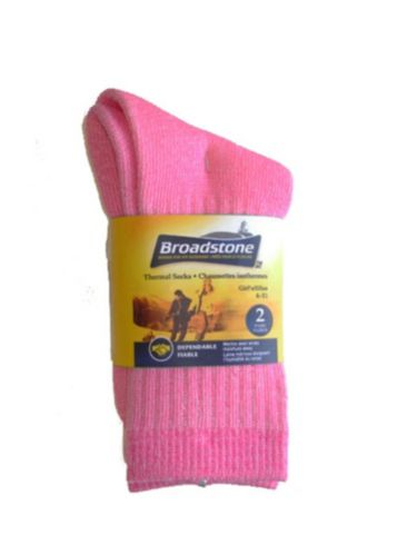 Chaussettes thermales Broadstone, fille, mérinos Image de l'article