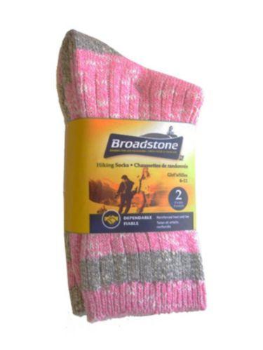 Chaussettes de randonnée Broadstone, fille Image de l'article