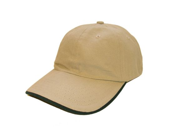 Canvas Baseball Cap Product image