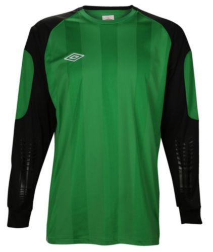 Umbro Uppingham Goalkeeper Jersey, Adult, Emerald/Black Product image