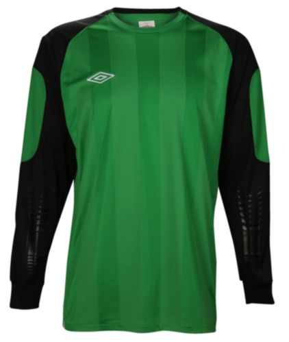 Umbro Uppingham Goalkeeper Jersey, Youth, Emerald/Black Product image