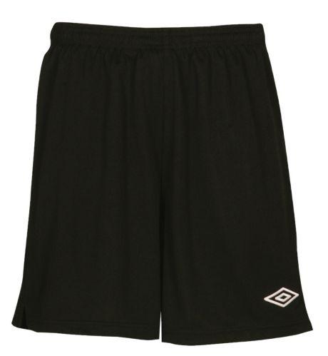 Umbro Soccer Shorts, Youth, Black Product image