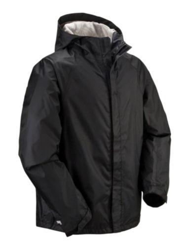 Broadstone Gritstone Men's Black Spring Pack Jacket Product image