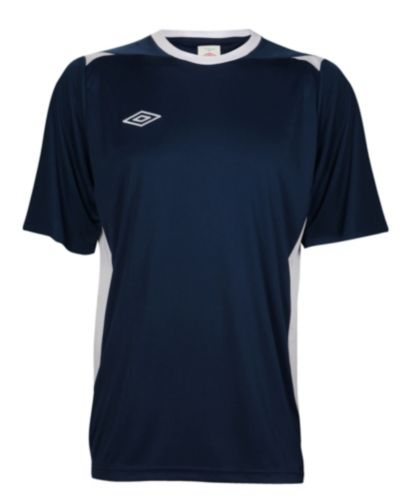 Umbro Soccer Jersey, Men's, Navy Product image