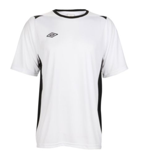 Umbro Soccer Jersey, Youth, White Product image