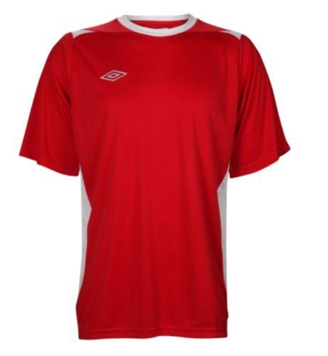 Maillot de soccer Umbro, jeune, rouge Image de l'article