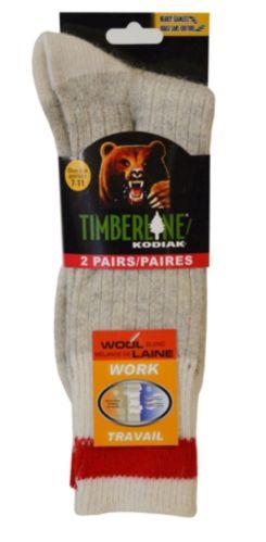 Chaussettes de travail Kodiak Timberline, paq. 2 Image de l'article