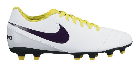 Nike Tiempo Rio Firm Ground Soccer Cleats, Women's Product image