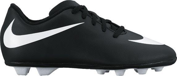 Nike Black Bravata Soccer Cleats, Junior Product image