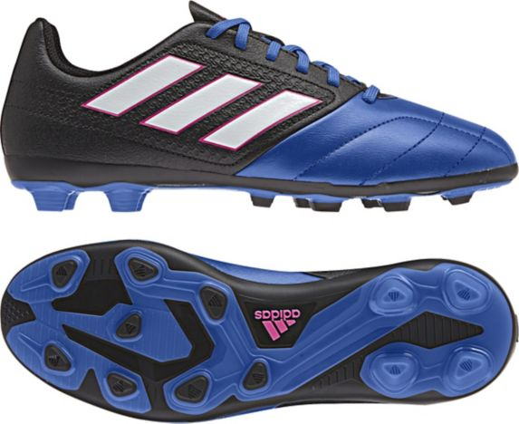 Adidas Ace 17.4 Firm Ground Soccer Cleats, Junior Product image