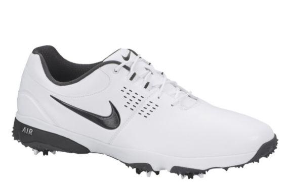 Chaussures de golf Nike Rival, cuir, blanc Image de l'article