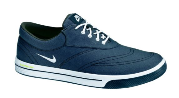 Nike Men's Luna Swing Tip Golf Shoes, Grey Product image