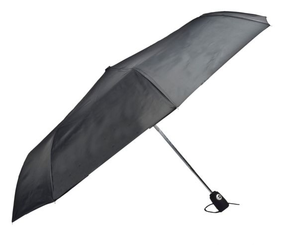 Newport Rain Gear Auto Close Black Umbrella, 42-in Product image