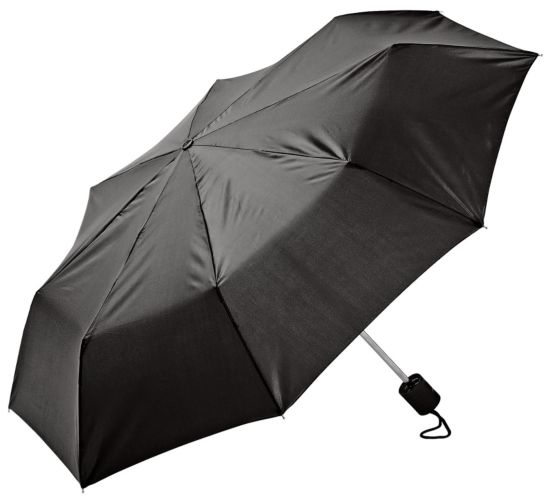 Newport Rain Gear Manual Super Mini Umbrella, 42-in, Black Product image