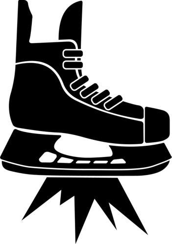 affûtage de patins Image de l'article